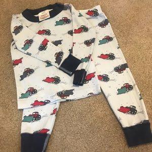 Hanna Andersson Long John pajamas